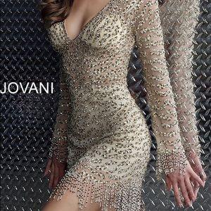 jovani homecoming/ cocktail dress
